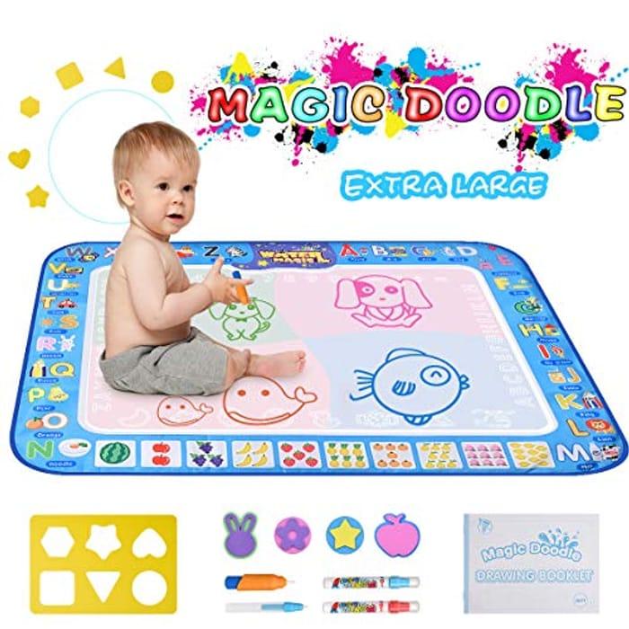Magic Water Doodle Mat-save 50%