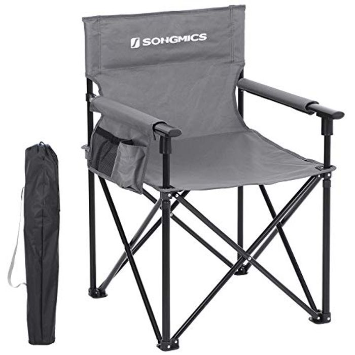 Wondrous Songmics Camping Chair Half Price 11 99 At Amazon Onthecornerstone Fun Painted Chair Ideas Images Onthecornerstoneorg