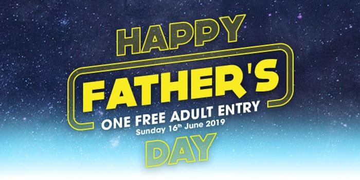 KidZania London - Adults Go Free on Fathers Day!