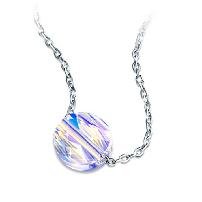 90% off Crystal Necklace