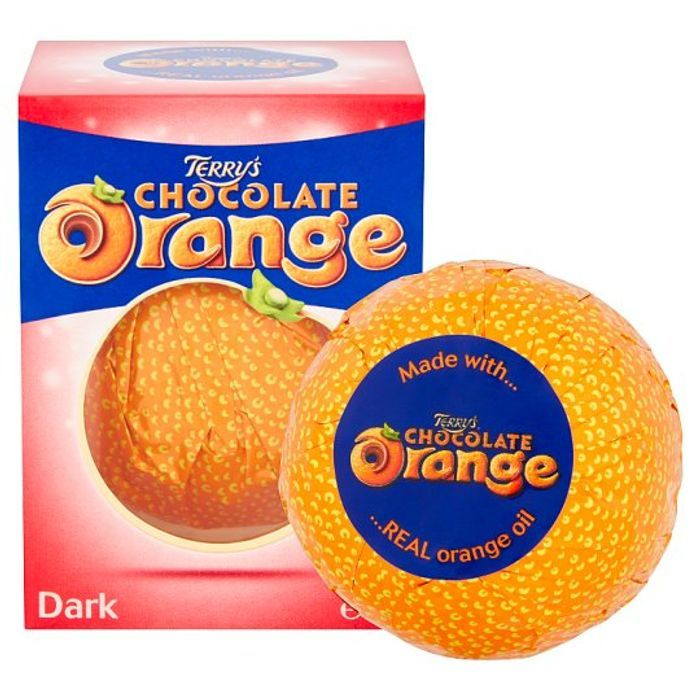 Terrys Chocolate Orange Milk or Dark