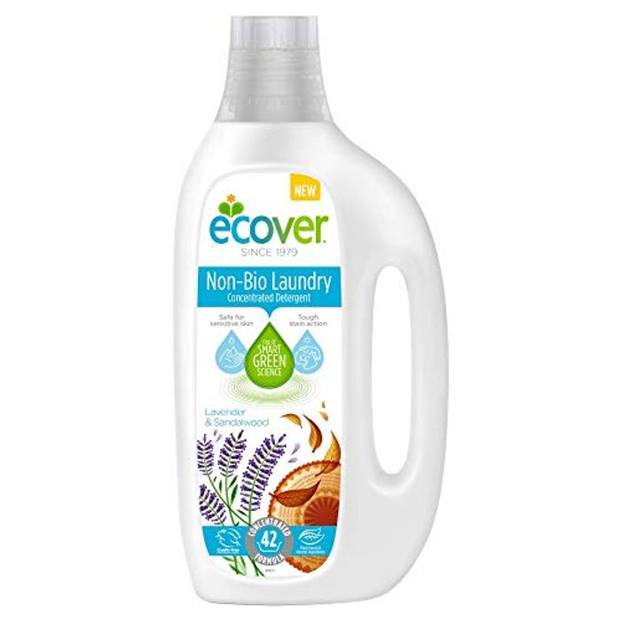 Ecover Non-Bio Laundry Concentrated Detergent 42 Washes (1.5L)