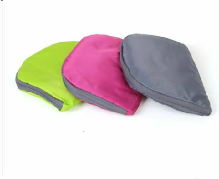 Foldable Nylon Backpack - 4 Colours + Free Postage