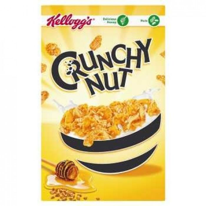 KELLOGGS CRUNCHY NUT 500g Only £1 at Misabargains.co.uk