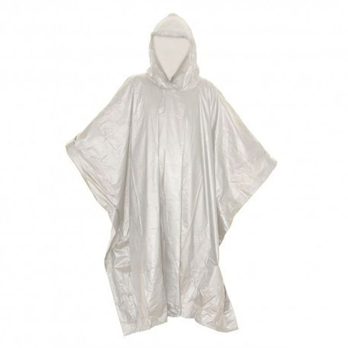 Pocket Rain Poncho ADULT & CHILDS Only 2 for £1.50 at XL Clearance
