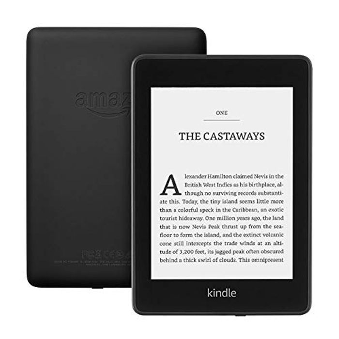 "Kindle Paperwhite - Waterproof, 6"" High-Resolution Display, 8GB"