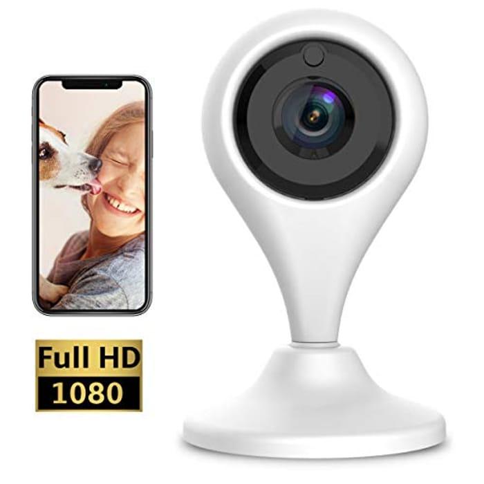 Keyke Home Camera 1080p Indoor Wifi Security Camera