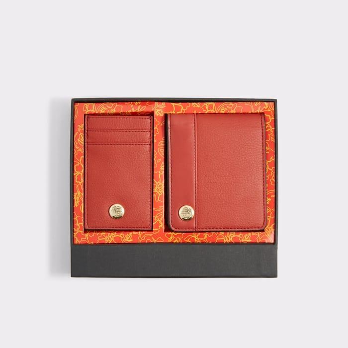 Aldo Derolyss Wallet Gift Set