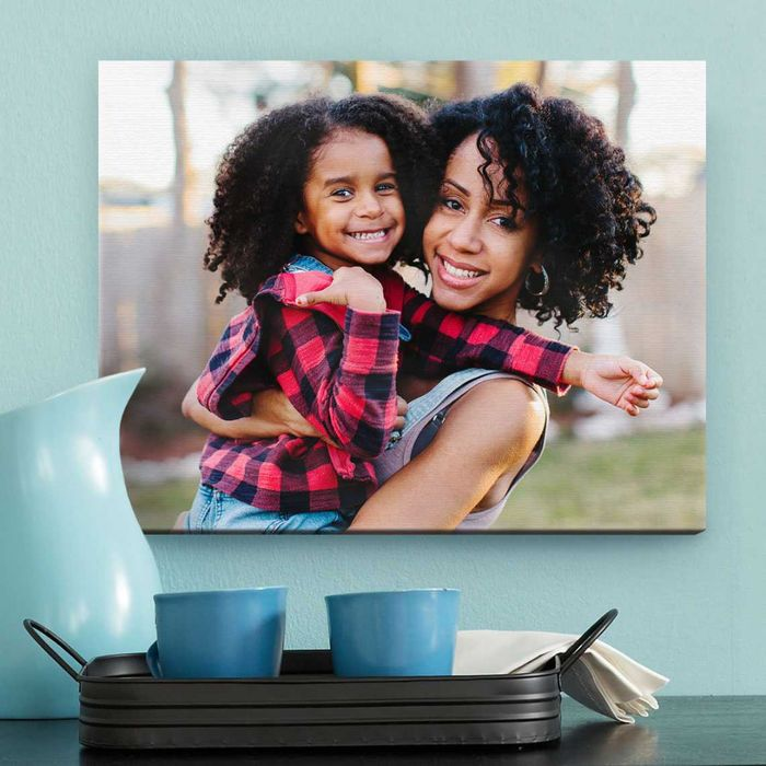 "Save 1/3 on Same Day Collect 20x16"" Canvas Prints"