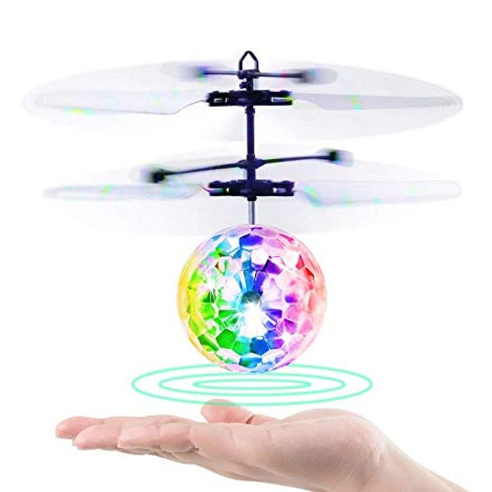 Betheaces Flying Ball, Kids Toys Remote Control Helicopter