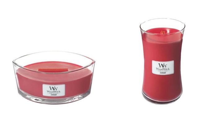 25% off Woodwick Candles