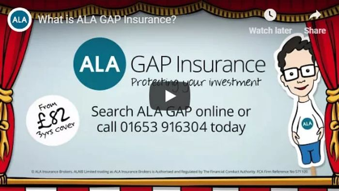 Exclusive 11% off GAP Insurance Policies