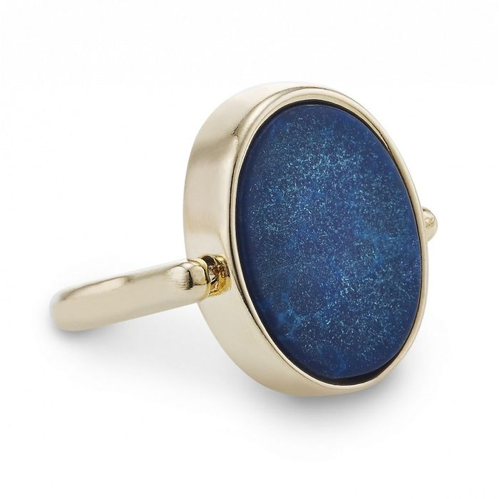 Mood - Gold Reversible Statement Ring