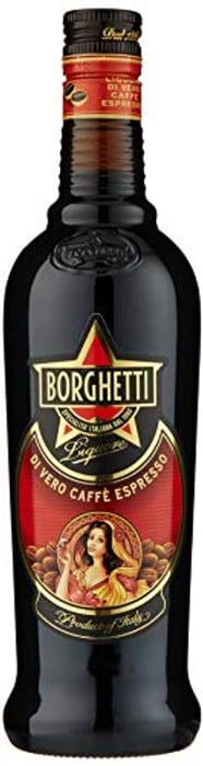 Caffe Borghetti Coffee Liqueur, 70 Cl