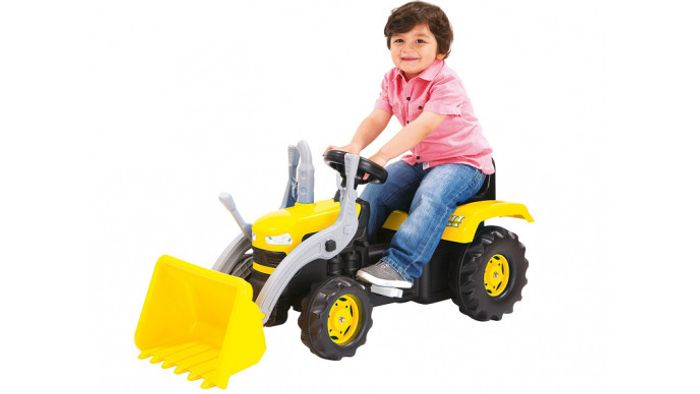 Extra 20% off Ride-on Pedal Digger Now £27.96 at Studio