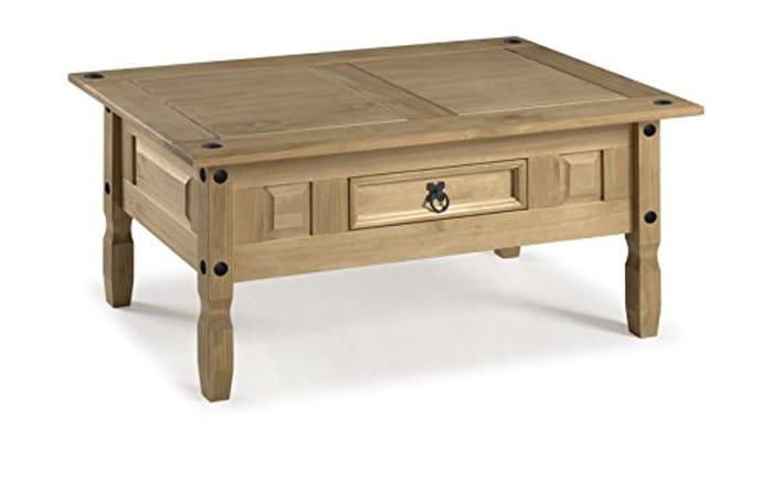 Mercers Furniture Corona Coffee Table - Brown