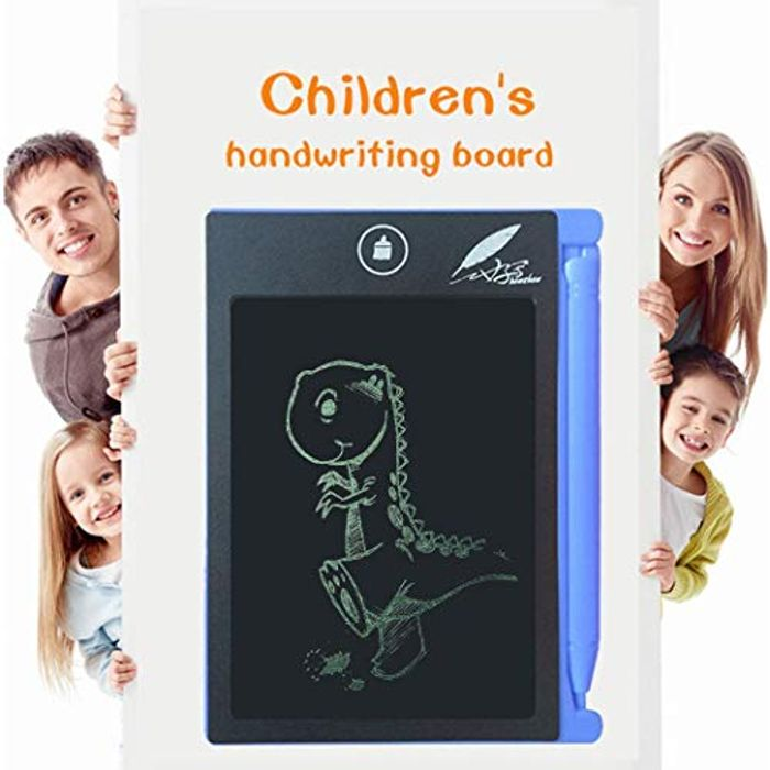 Stock up for Christmas! Children's Drawing Tablet/pad 80% Discount!