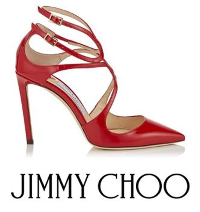 Like JIMMY CHOO? Like 1/2 PRICE? The Shoe Sale's On!