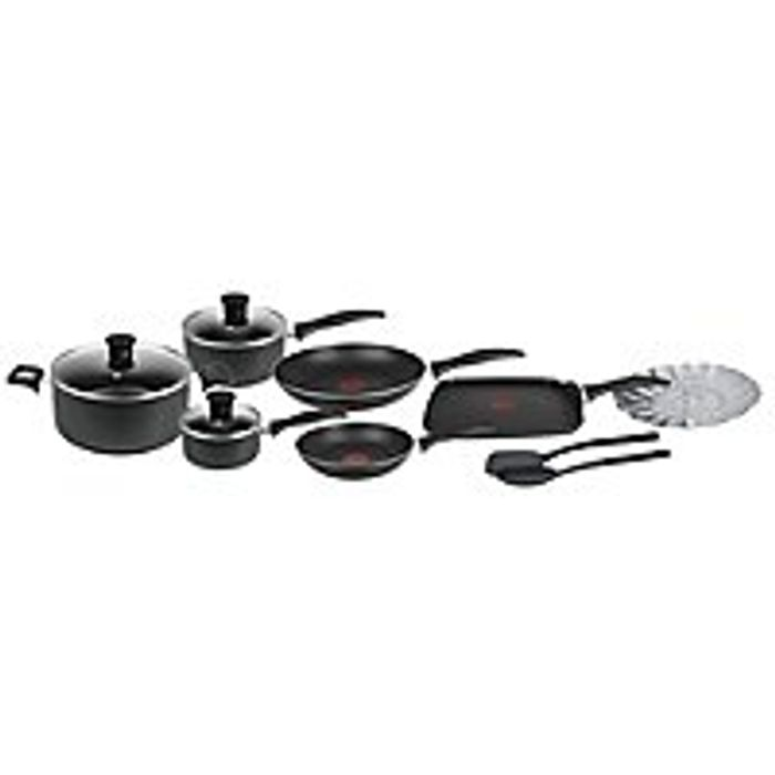 Tefal Easycare 9 Piece Cookware Set
