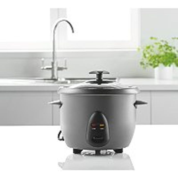 Stylish Rice Cooker with Free Click & Collect