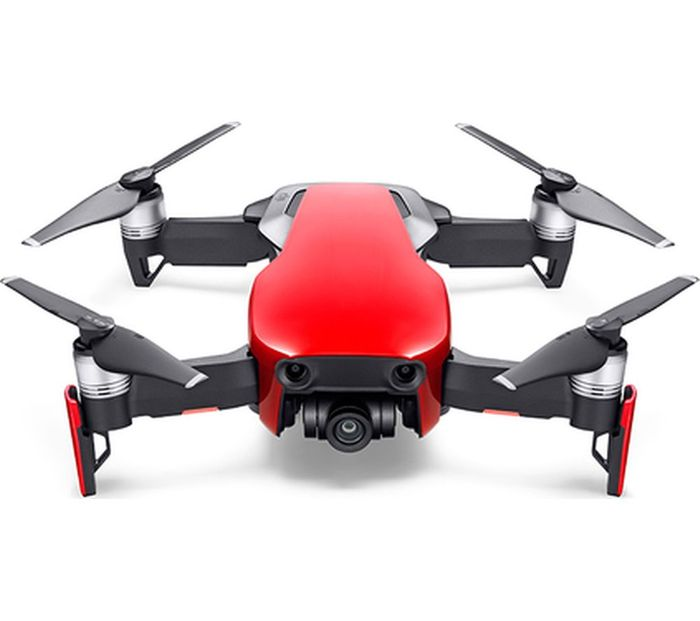 *SAVE £100* DJI Mavic Air Drone with Controller & Accessory Pack - Flame Red