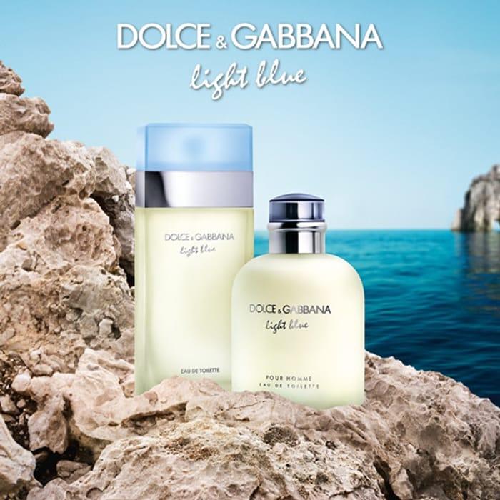Free Dolce & Gabbana Sample