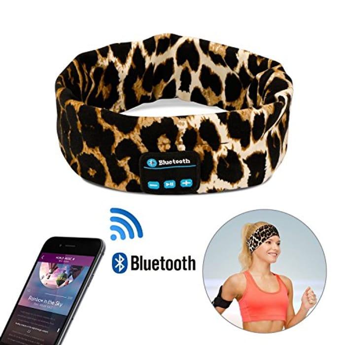 Wireless Bluetooth Headband,