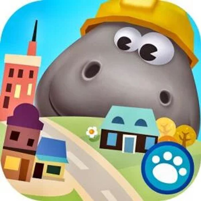 Hoopa City Build Your Own Amazing City! WAS £3.99