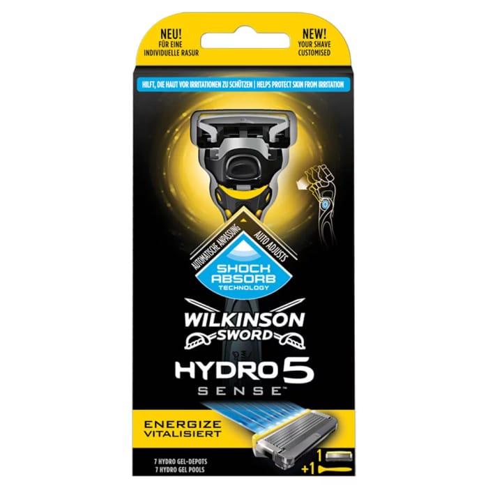 *HALF PRICE* Wilkinson Sword Hydro 5 Sense Men's Razor FREE C&C