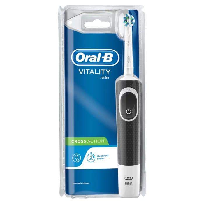 *HALF PRICE* Oral-B Vitality Electric Toothbrush Free C&C