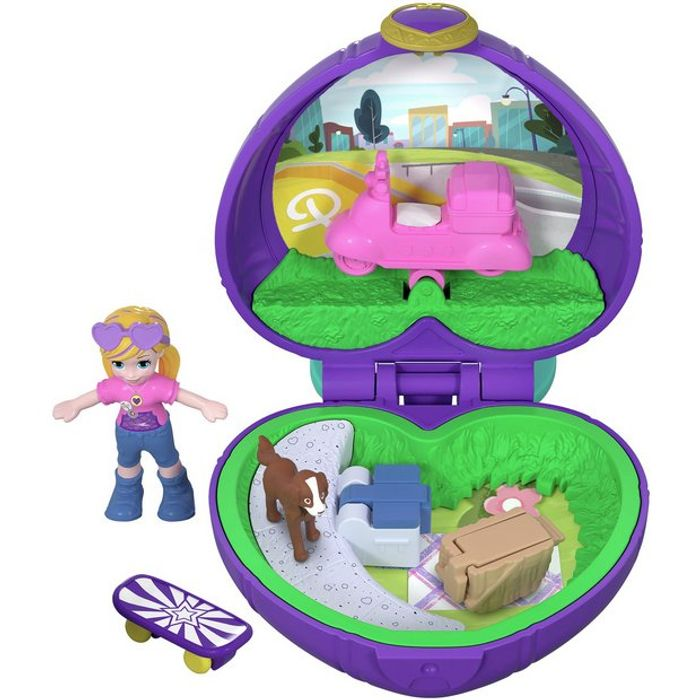 Polly Pocket Tiny Places Assortment - Save £3