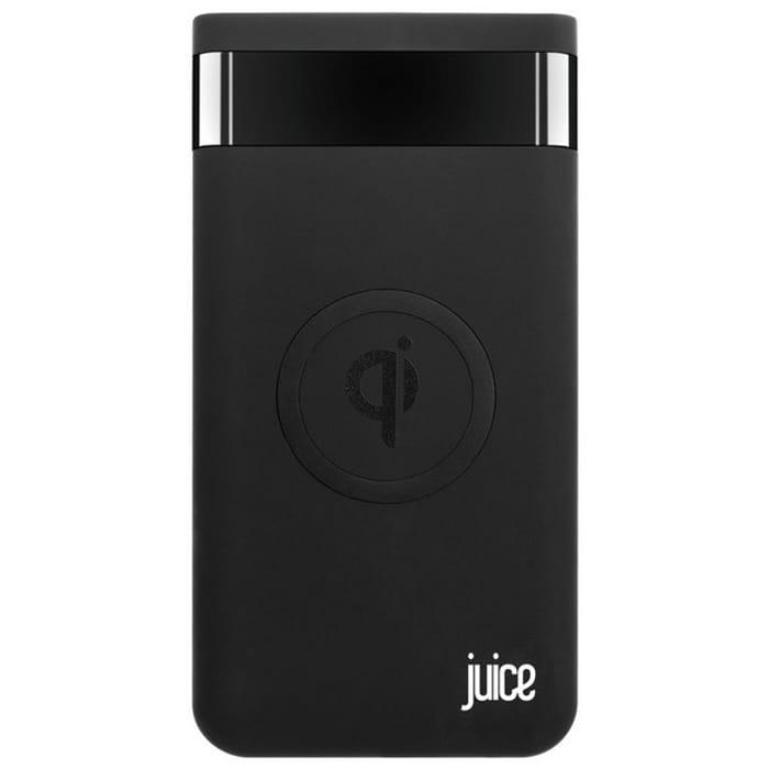Juice Weekender 10000mAh Wireless Portable Power Bank -Black