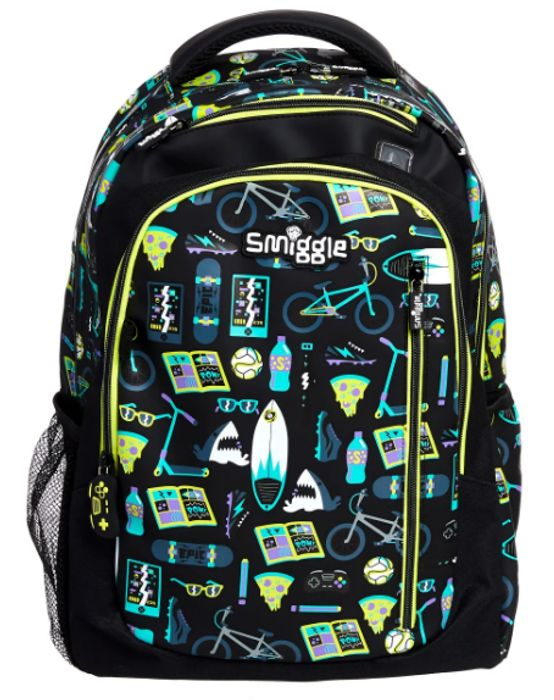 Pop Backpack at Smiggle Only £18.5