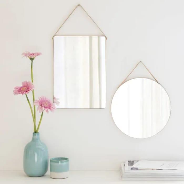 Vladia Wall Mirror 23x31 at Maisons du Monde Half Price