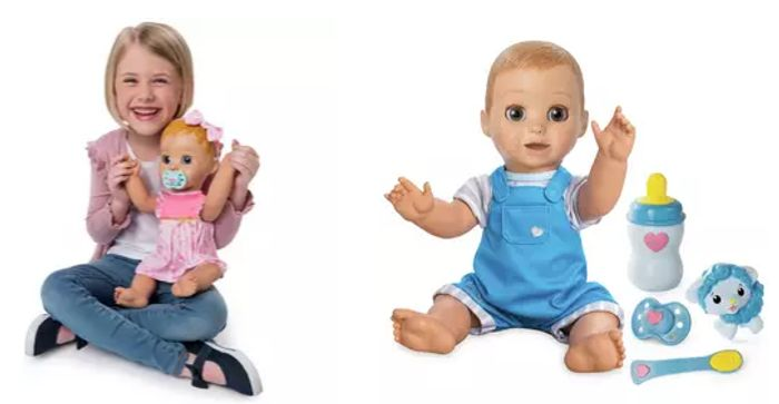Luvabella Doll Amazing Price for £24.99