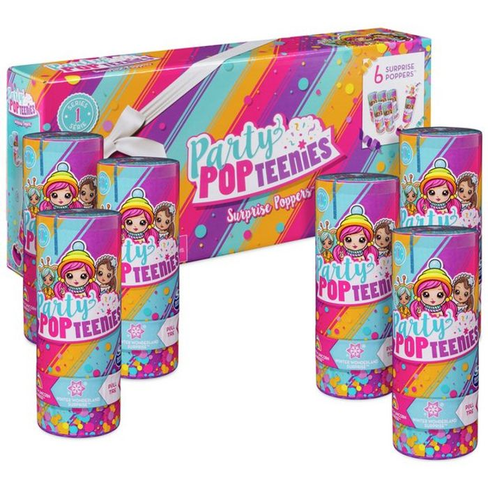 6 Pack Popteenies