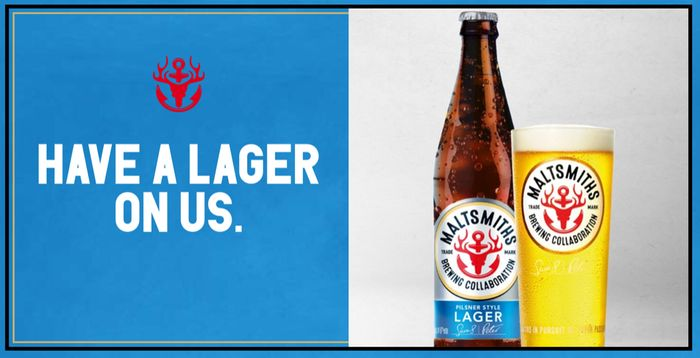 Free or Cheap Maltsmiths Lager