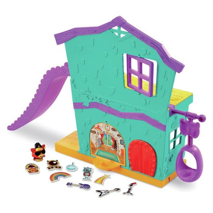 Moshi Monsters Blingos Party House Playset