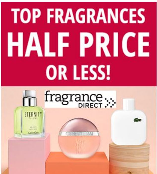 Top Fragrances - 1/2 price...or Less!!