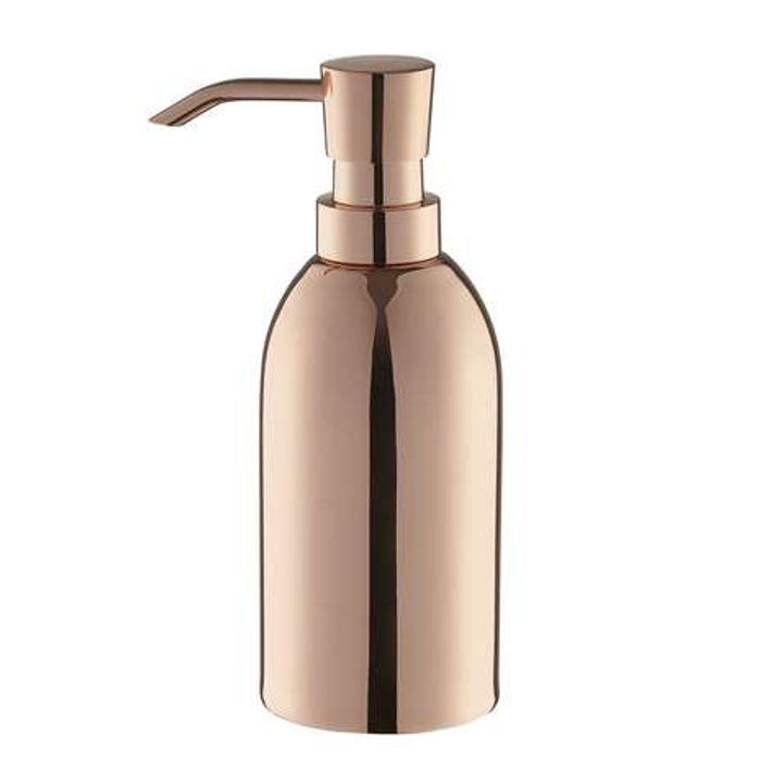 Copper Lotion Dispenser C&c