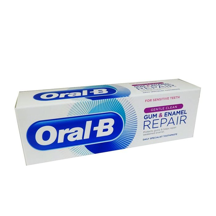 Oral B Gum & Enamel Repair 75ml Only £1 at Poundshop and Fulton Foods