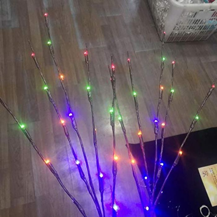 20 LED Decorative Branch Lights