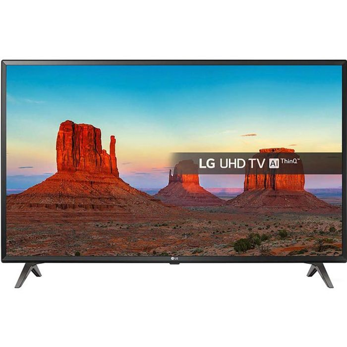 """LG 49"""" Smart 4K Ultra HD TV with HDR and Freeview Play"""