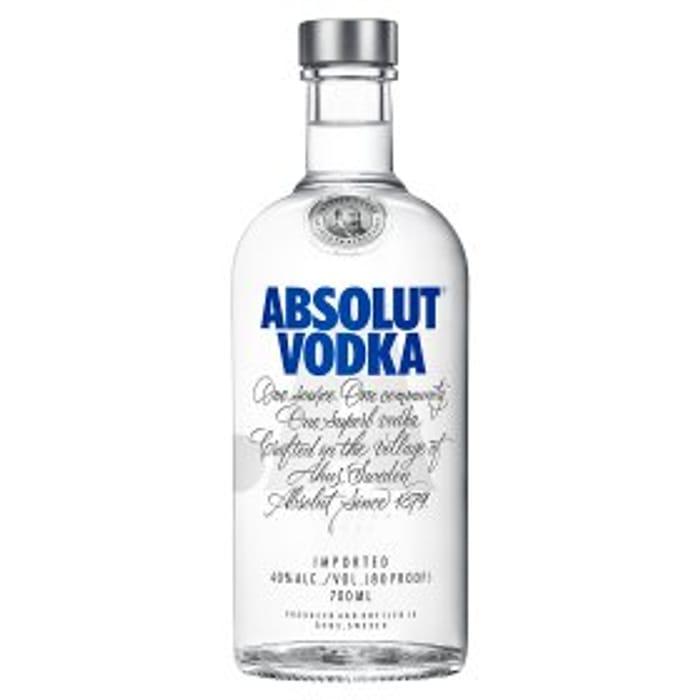Absolut Original Vodka 70cl