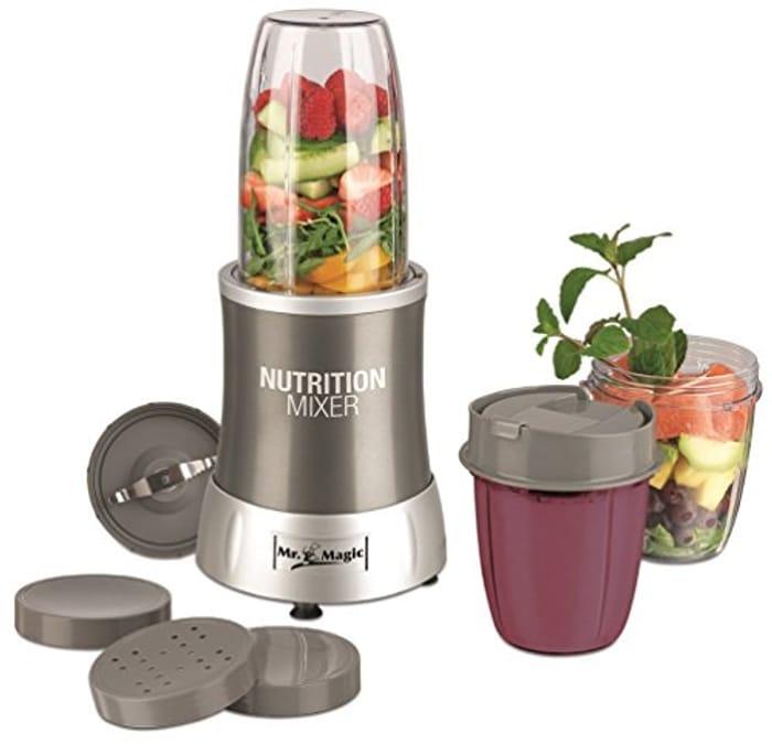 Price Drop! Mr. Magic 03694 Professional Nutrition Blender | 700 Watts