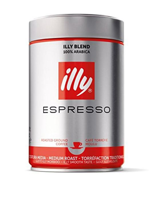 TODAY ONLY Illy Espresso Medium Roast Coffee 250g Only £2 at Approved Food