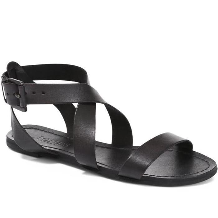 Kingfisher Leather Gladiator Sandal