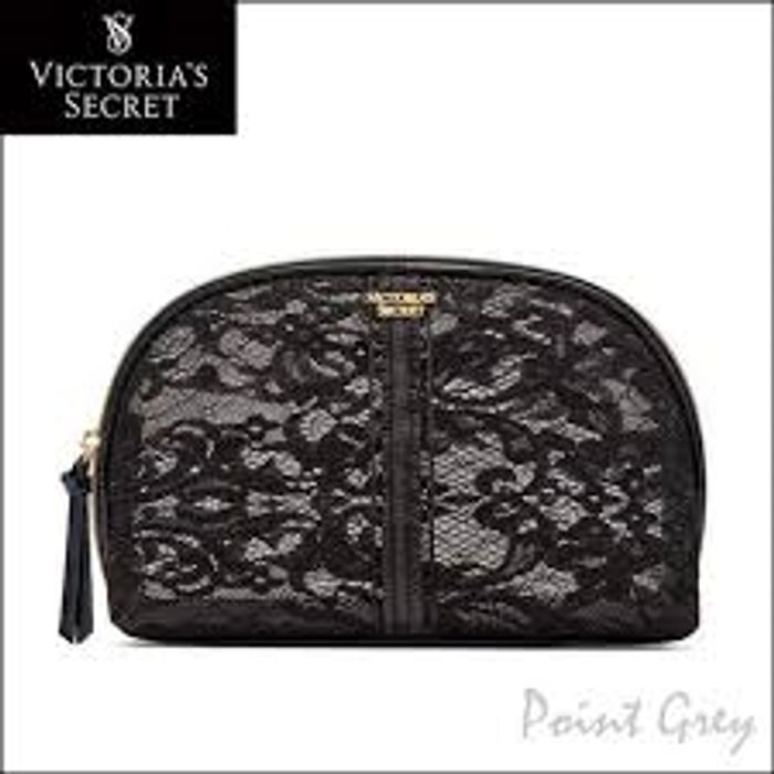 Victoria's Secret Lace Glam Bag