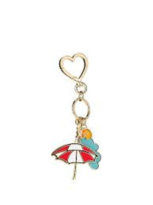Victoria's Secret Beach Umbrella Keychain