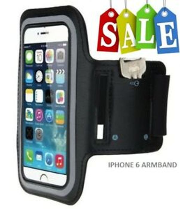 CHEAP Apple Gym Running Jogging Sports Armband Holder for Various iPhones ETC